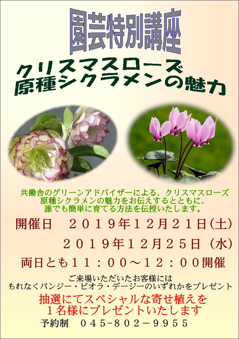 園芸講座12.16